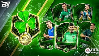 ST. PATRICK'S EVENT! INSANE PACK LUCK!! | FIFA MOBILE
