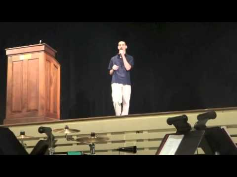 Gilman School Speech