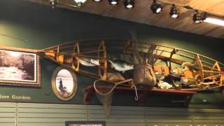 Bass Pro Shop(Outdoor World) part 6,fly fishing