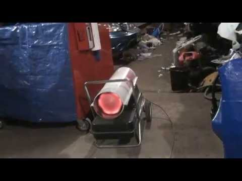 Reddy Heater Torpedo Heater Repair