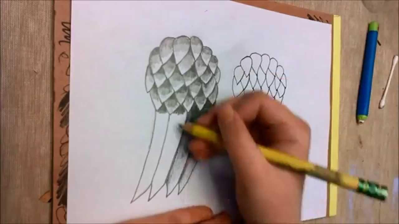 Dead Angels Drawings The Walking Dead Daryl's Angel
