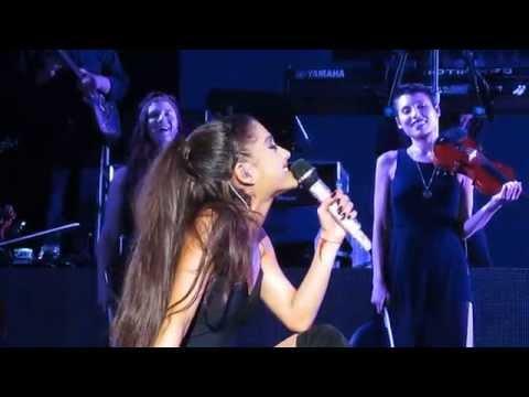 Ariana Grande   Hershey PA  07/26/2015   Storm Delay Honeymoon Tour