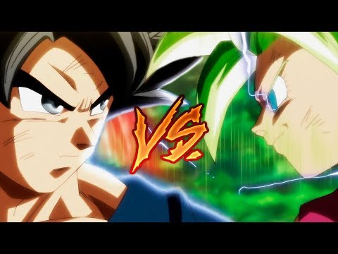 Goku Vs. Kefla「AMV」- Till I Collapse