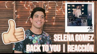 Download Lagu Selena Gomez - Back To You | Reacción Gratis STAFABAND