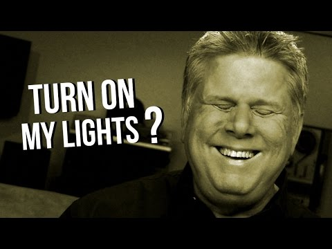 Do Blind People Turn On Their Lights At Home?