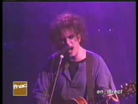 3 - This is a lie [ The Cure - Wild Mood Swings Promo Show -