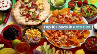 top foods for keto diet