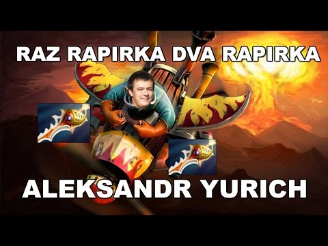 Na`Vi vs Vega 20k Rapier Comeback MOST EPIC TI5 Game Dota 2