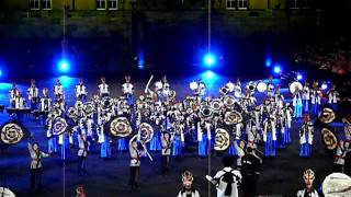 Basel Tattoo 2011 Aimachi Marching Band - Japan - Legend of the Samurai