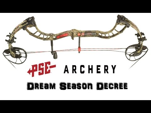 2015 Bow Review: PSE Archery's Dream Season Decree