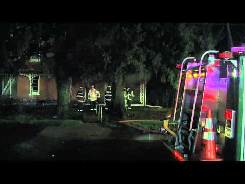 Working House Fire - 1400 Old Milltown Road, Wilmington, DE - November 26, 2014