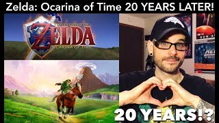 Celebrating 20 YEARS of The Legend of Zelda: Ocarina of Time! | Ro2R