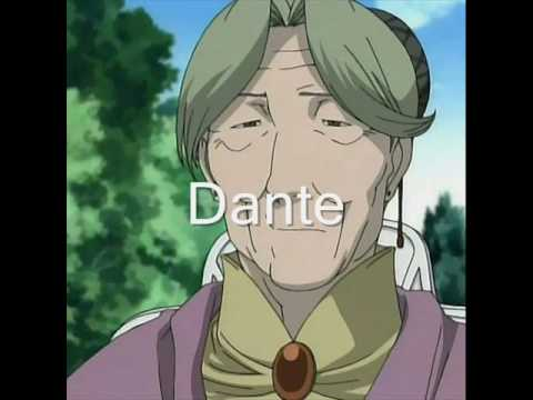 Full Metal Alchemist - Dante Theme video