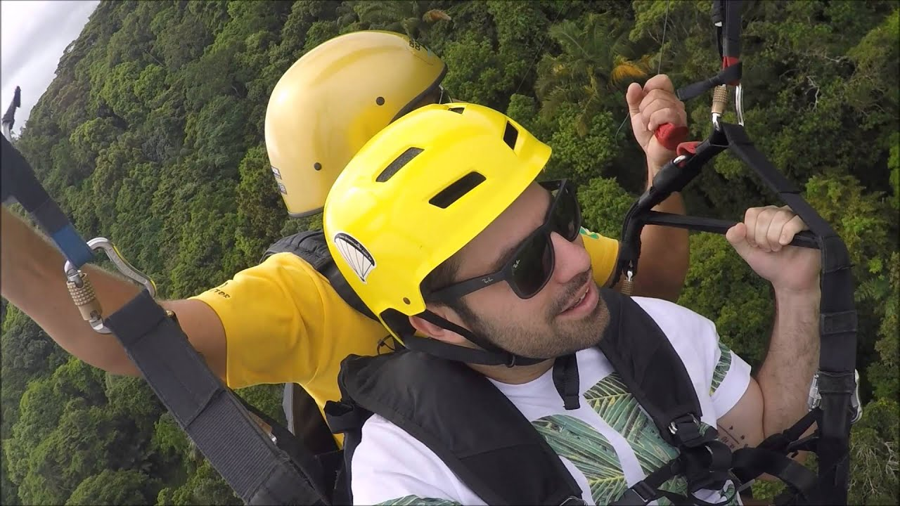[Franco Gabriel  Voando de Parapente] Video