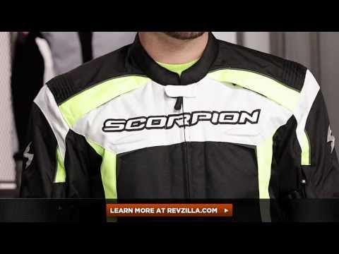 Scorpion Helix Jacket Review at RevZilla.com