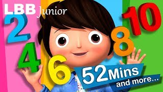 Counting By 2 Song   And Lots More Original Songs   From LBB Junior!