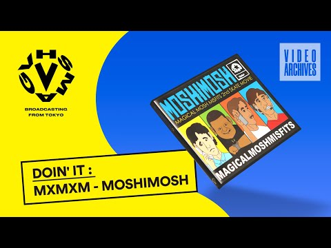 MAGICAL MOSH MISFITSビデオ第2弾『MOSHIMOSH』(2012年作品)