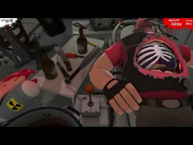 Surgeon Simulator 2013 CZ LeťsPlay od MATRIXXXL / 1080p