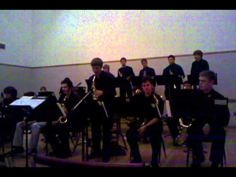 Virginia Tech Jazz Ensemble: Count On The Blues