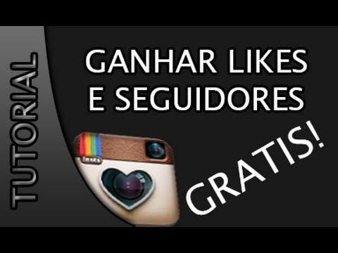 Ganhe curtidas e seguidores no Instagram (2014)