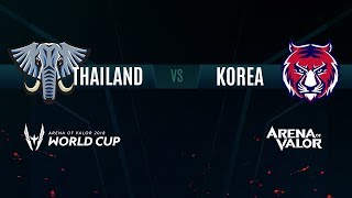 KR vs. TH | Grand Finals Day 7 | AWC 2018