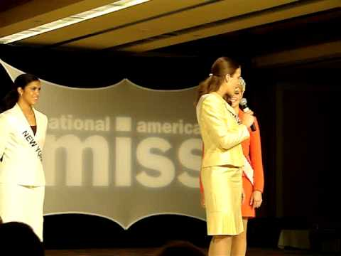 Miss Teen New Jersey (National American Miss 2008) Personal Introduction