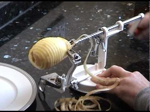 Innovation Home Products Potato peeler