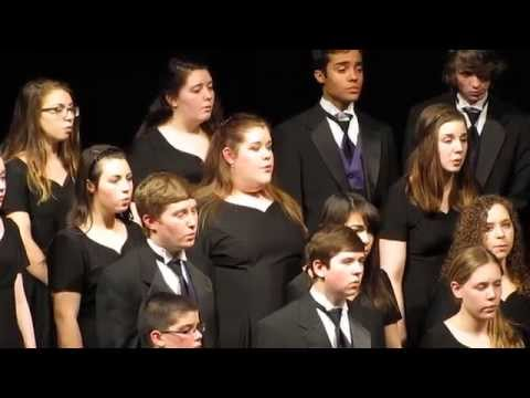 2015-03-31 02 NHSS Concert Choir - Good Night, Dear Heart - Dan Forrest