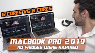 2019 MacBook Pro | 8-Core i9 vs 6-Core i7 Performance Review 🔥