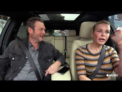 Carpool Karaoke: The Series — Blake Shelton & Chelsea Handler — Apple Music HD