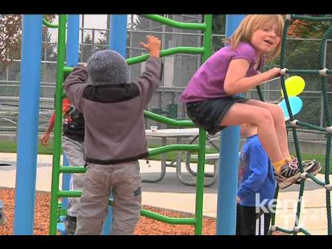 Kent Washington's Wilson Playfields Reopen