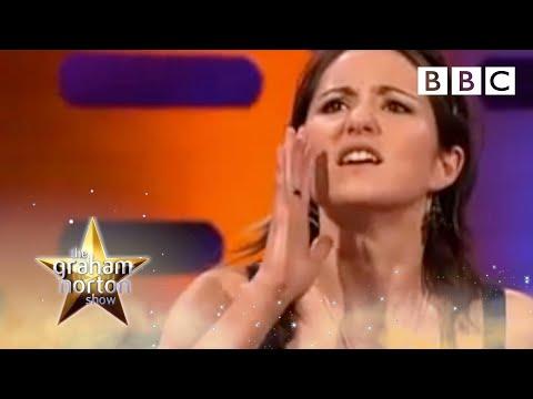 "KT Tunstall ""YOU'RE A LESBIAN!!"" - Graham Norton Show - BBC"