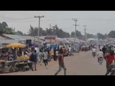 A Taste of Nigeria - Travelling through Africa