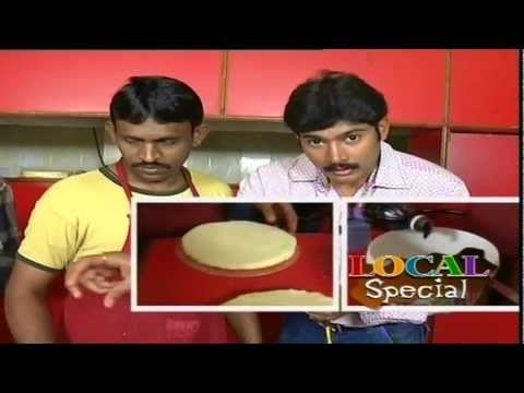 How To Make - Black Currant Cake - Local Special - 01