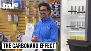 The Carbonaro Effect - Heat-Seeking Sticky Notes Revealed | truTV