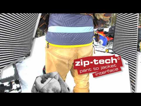 Blackout Pant Tech Features with Seth Huot