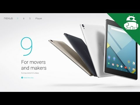 Nexus 6 & Nexus 9 – Everything you need to know!