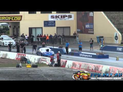 NITRO CHAMPS TEST N TUNE HIGHLIGHTS SYDNEY DRAGWAY 1.5.2013