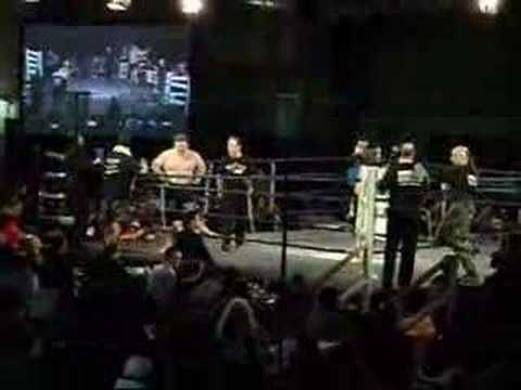 Dan Severn will never stop Fighting!!! (Febuary 9th 2008) Video