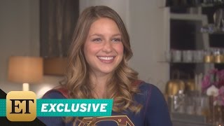 exclusive supergirl melissa benoist teases supermans debut and growth of the danvers sisterho…