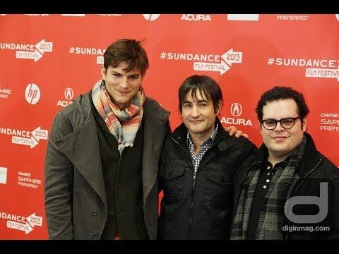 Sundance 2013 'Jobs' Movie: Ashton Kutcher, Josh Gad, Ahna O'Reilly Red Carpet Interviews