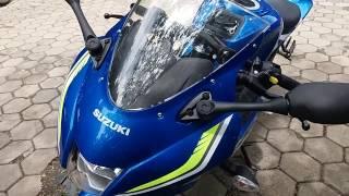 suaraknalpot +review Suzuki GSX-R150,ternyata Aslinya Jauh Lebih Seksi...!!!