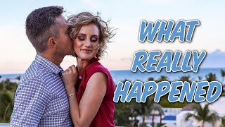 What REALLY Happened On Our ANNIVERSARY Trip In MEXICO!