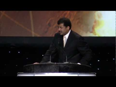 Dr. Neil deGrasse Tyson: Launch Keynote: 28th National Space Symposium