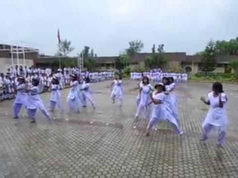Patriotic Dance By Sr. Girls of JNV Puri(Odisha)