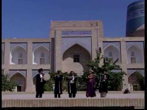 Central Asia: Harmony in Time-Uzbekistan