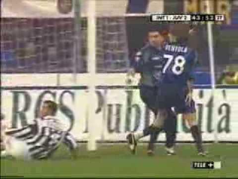 Stagione 2001/2002 - Inter vs. Juventus (2:2)