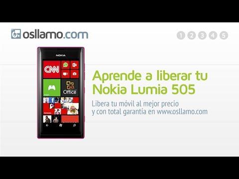 Nokia Lumia 505 Video clips