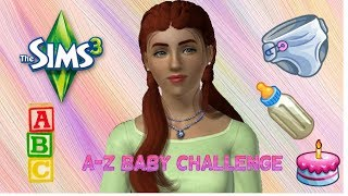 New Home,Competition+FaceCam! #18    Sims 3 A Z Baby Challenge
