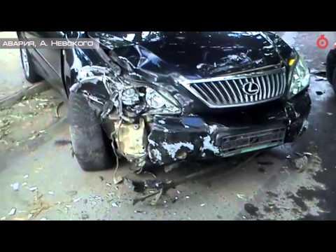 Авария на в Одессе Вузовском: водитель разбил 5 авто